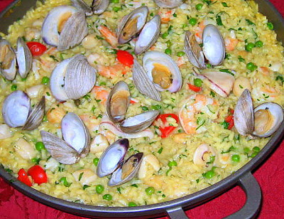 Seafood Risotto 3
