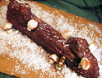A Very Late Buche De Noel