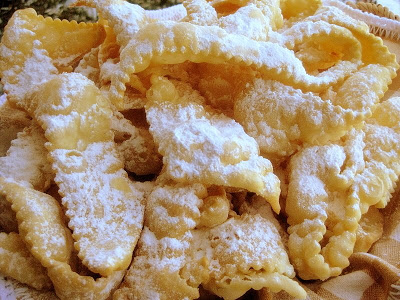 Carnevale And Chiacchiere