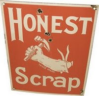 Honest Scrap Award Umma