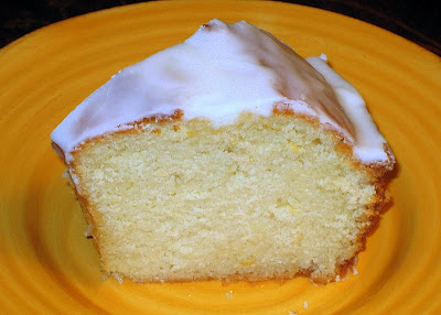 Lemon Cake – A Repeat