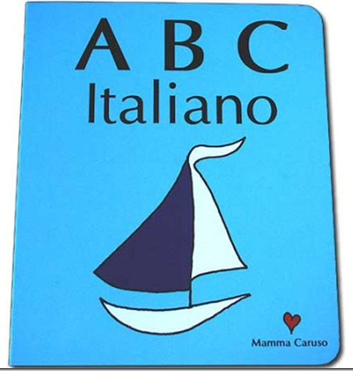 Italian Baby Book Winners