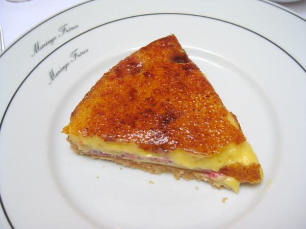 Raspberry Creme Brulee Tarte And A Giveaway
