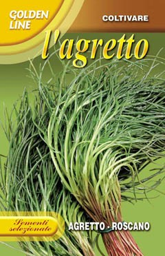 Agretti Box Of Seeds