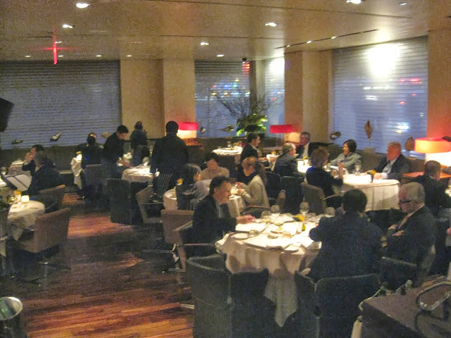 Marea And Lincoln Center Restaurants