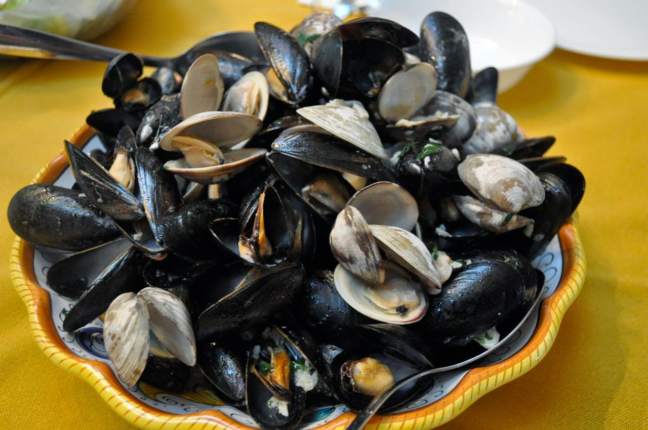 Mussels And Clams 2 1