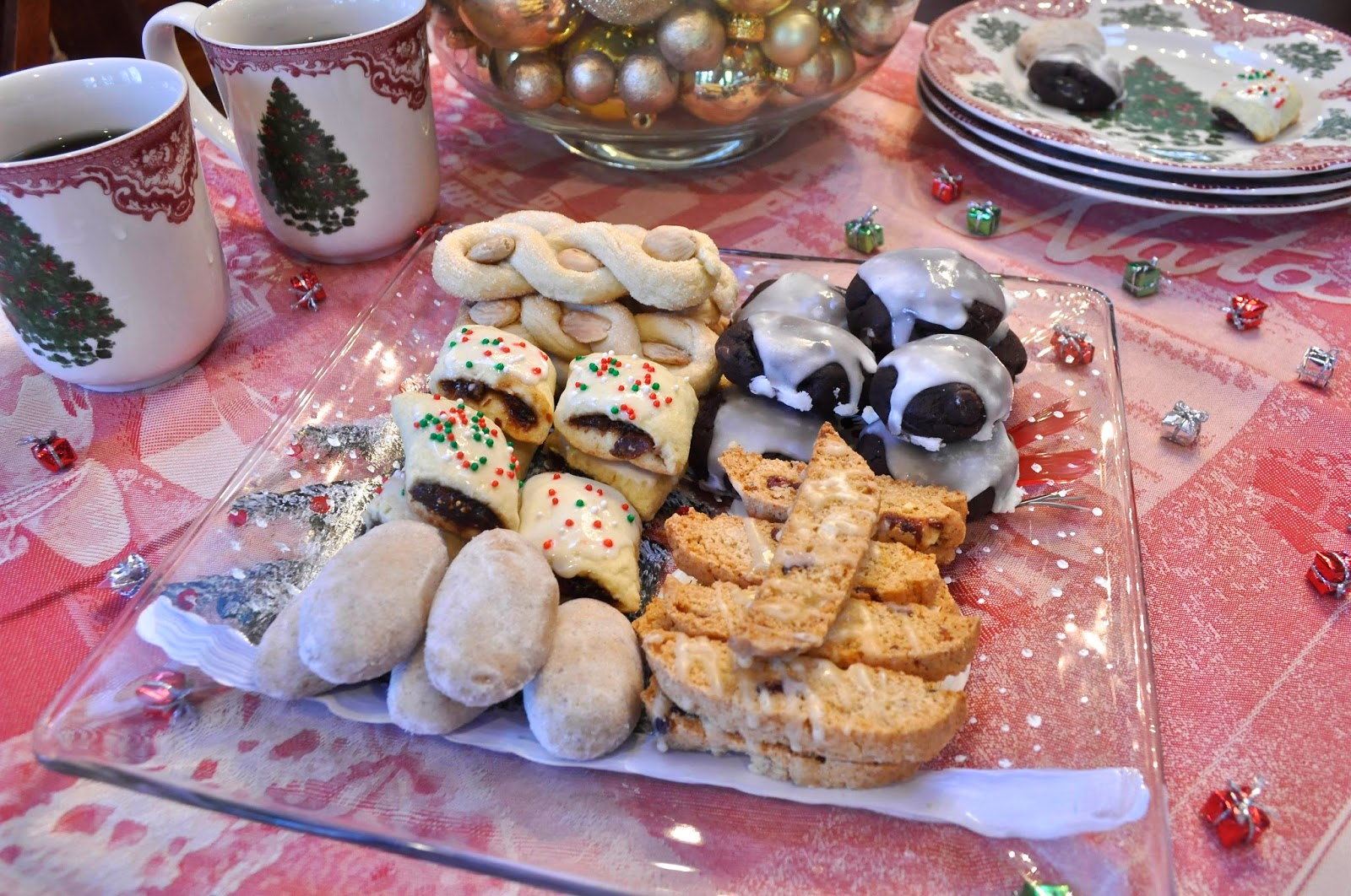 Italian Gals Cookie Exchange
