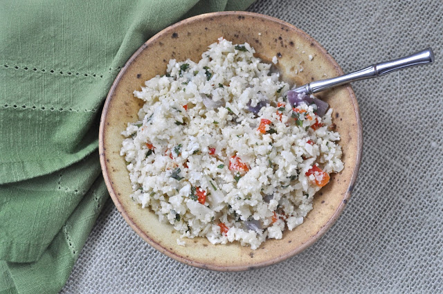 Cauliflower Rice And Other Love