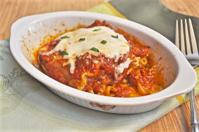 Lasagna Roll-Ups For A Crowd