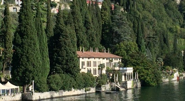 A Writing Retreat On Lake Como