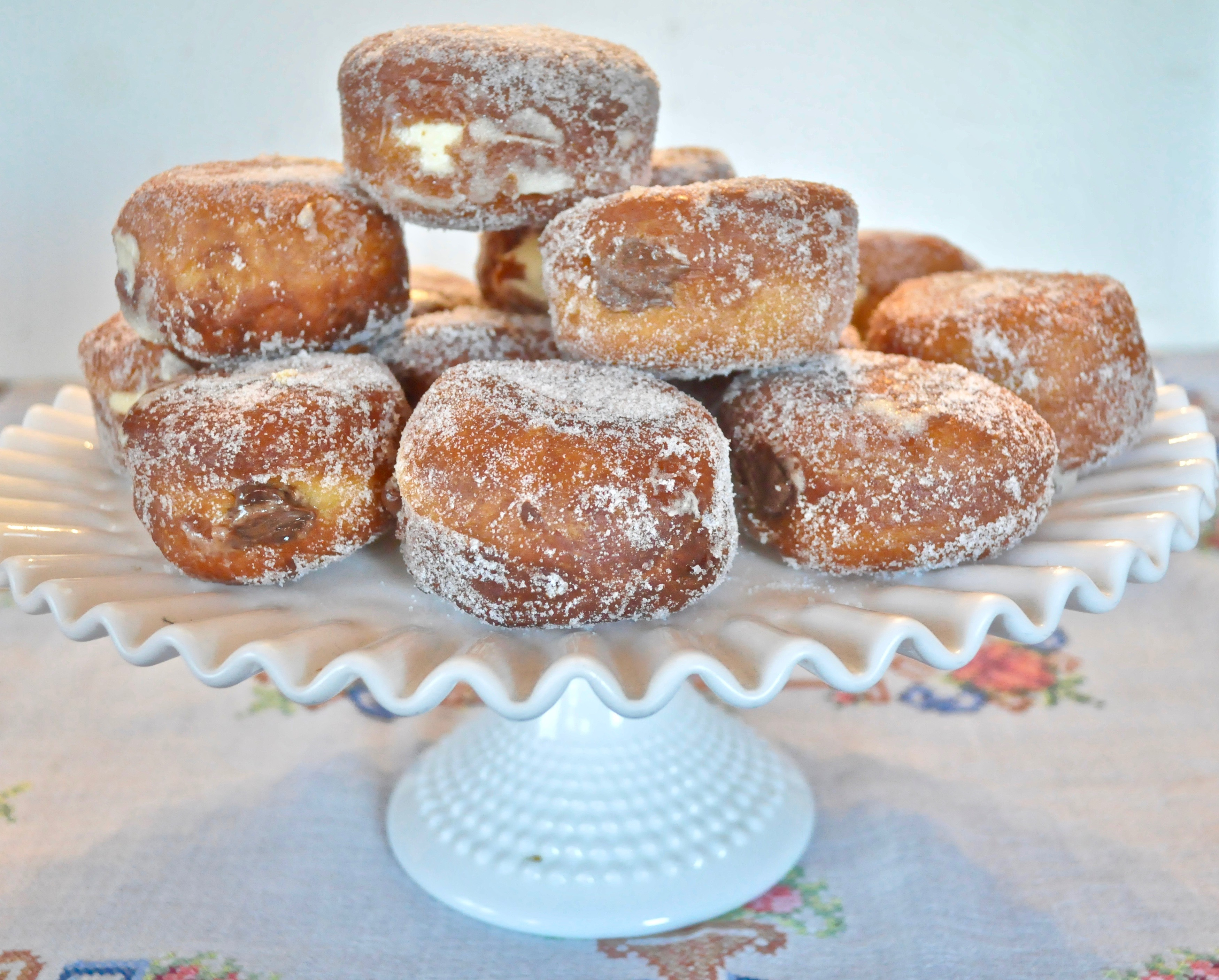 Bomboloni For Carnevale