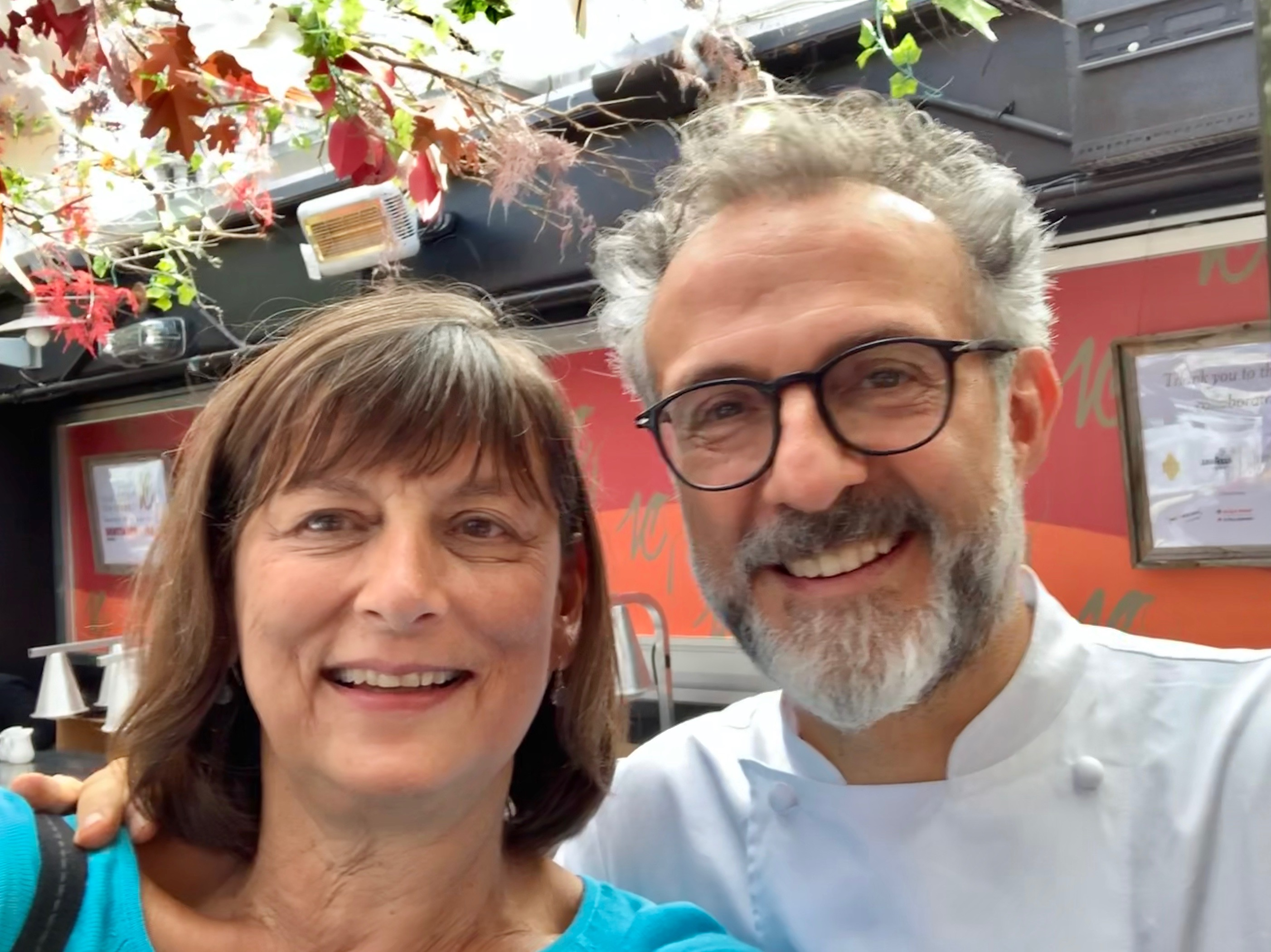 Lunch And Lecture With Massimo Bottura