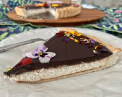 Ricotta And Chocolate Crostata