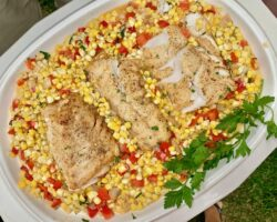 Codfish And Corn